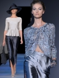 Giorgio Armani Spring 2012 - Milan Fashion Week