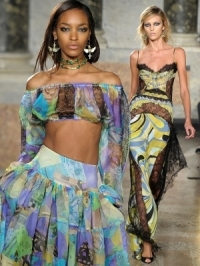 Emilio Pucci Spring 2012 - Milan Fashion Week