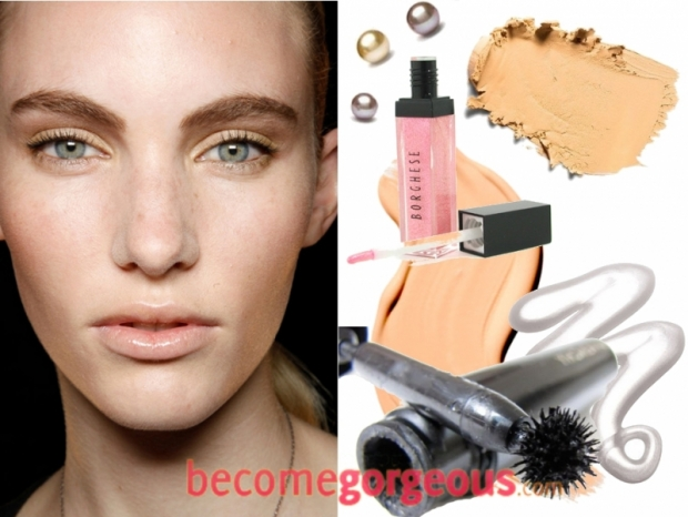 Natural Looking Makeup with Pictures