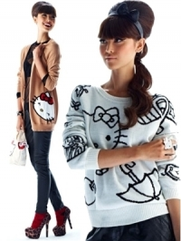 Forever 21 for Hello Kitty Fashion Collection