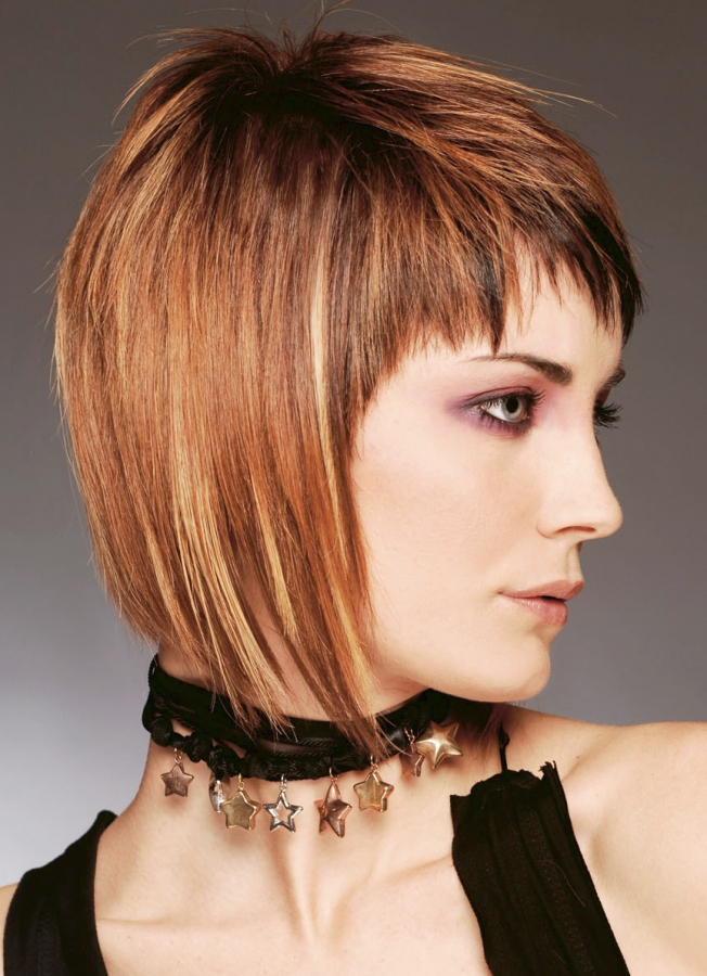 haircuts color ideas bold medium haircut ideas 5074