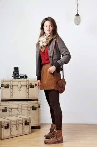 Springfield Fall/Winter 2011-2012 Lookbook