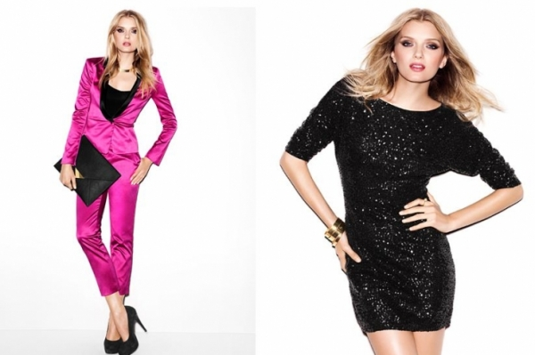 H&M By Night Collection Fall 2011