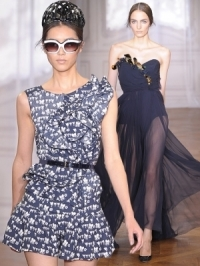 Nina Ricci Spring 2012 - Paris Fashion Week