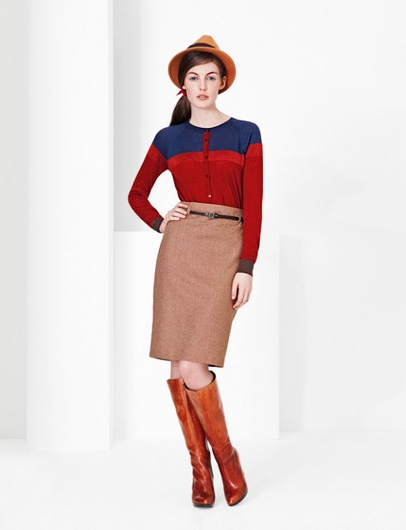 United Colors of Benetton Fall/Winter 2011-2012 Collection.
