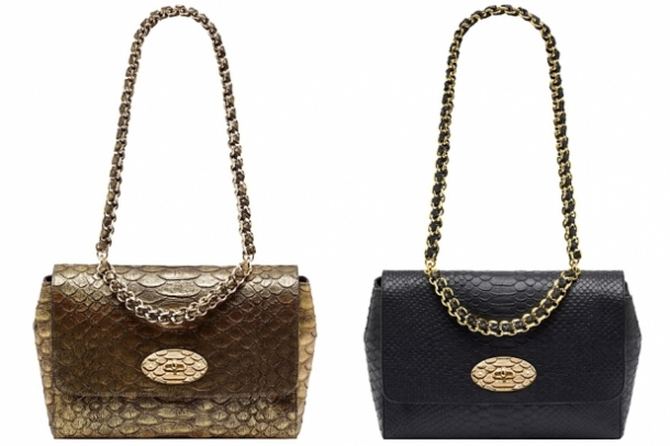 Mulberry FallWinter 2012 Bags
