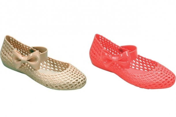 Edson Matsuo Melissa Jelly Shoes