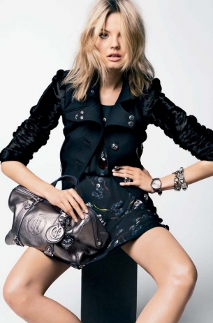 Juicy Couture Fall 2012 Lookbook