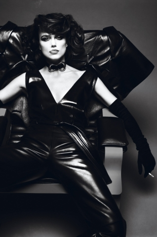 Keira Knightley Covers Interview Magazine April 2012
