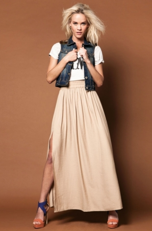 Bershka April 2012 Lookbook