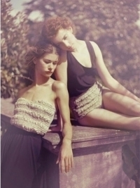 MES DAMES Spring/Summer 2012 Campaign