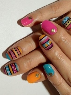 Coolest Nail Art