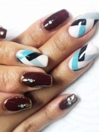 Coolest Spring Nail Art Ideas