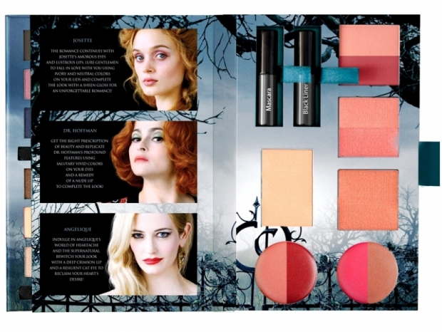 NYX Dark Shadows Inspired Makeup Palette