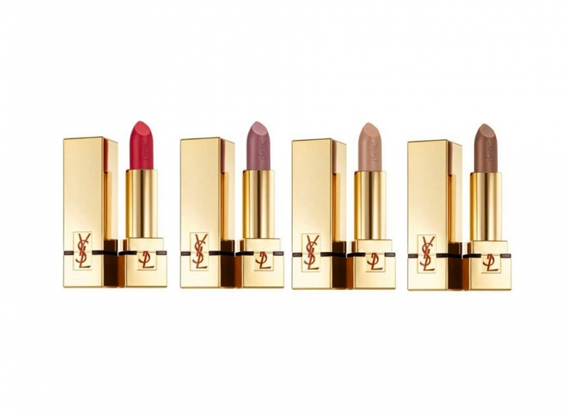 Yves Saint Laurent Summer 2012 Makeup Collection.