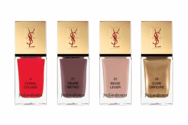 Yves Saint Laurent Summer 2012 Makeup Collection