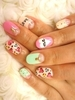 Multi-Color Nail Art Ideas for Summer 2012