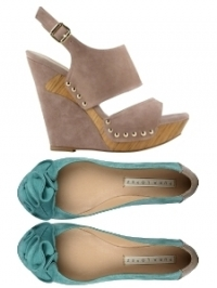 Pura López Spring/Summer 2012 Shoes