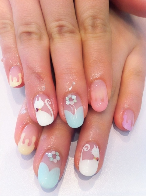 trendy nail art ideas for spring and start your seasonal makeover