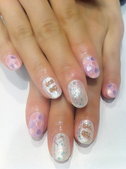 Trendy Nail Colors: Trendy Nail Art Ideas For Spring