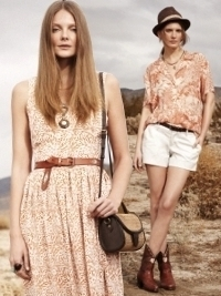 Club Monaco April 2012 Catalog