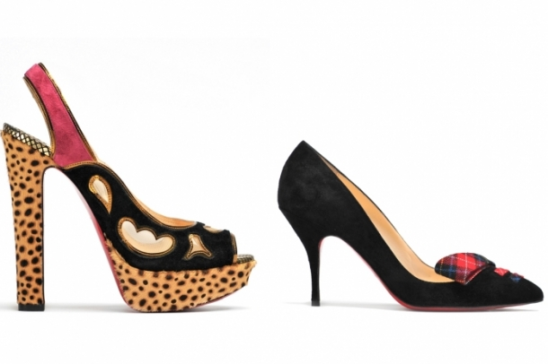 Christian Louboutin Fall 2012 Shoes