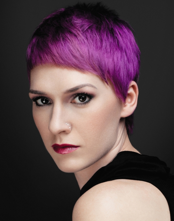 short hair cuts and color 2013 2014 short hair colors