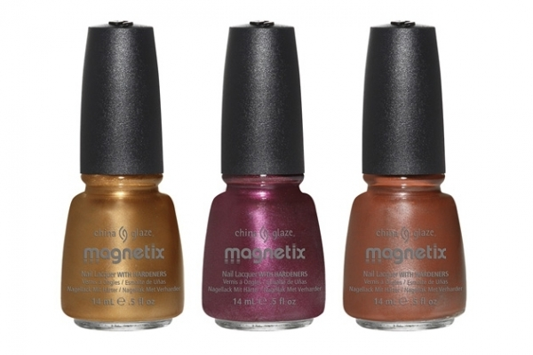 China Glaze Magnetix II 2012 Nail Polish Collection