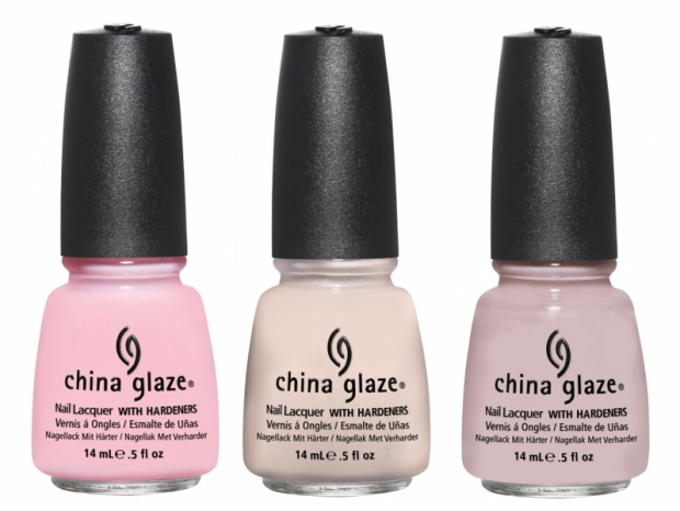 China Glaze BCA United in Purpose Nail Polishes