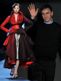 Raf Simons Named New Dior Designer