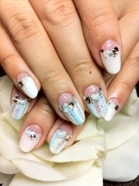 On Trend Nail Art Ideas for Spring