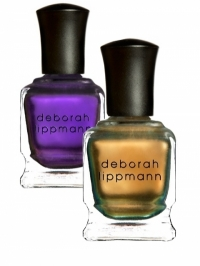 Deborah Lippman Mirrored Chrome Spring 2012 Nail Polishes