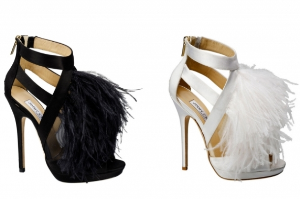 Jimmy Choo Fall 2012 Shoes