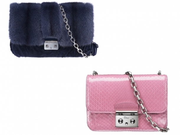 Christian Dior Fall/Winter 2012 Bags