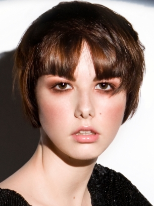 creative short hair style ideas