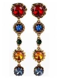 Oscar de la Renta Fall/Winter 2012 Jewelry Collection