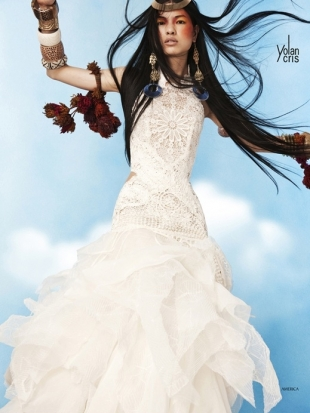 YolanCris New Sun 2012 Bridal Collection