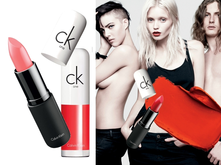 Fashion week Ck one summer spring makeup collection for girls