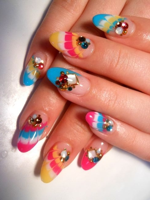 Show Stopping Spring Nail Art Ideas