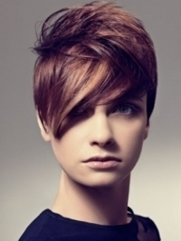 Chic Natural-Looking Hair Highlights 2012