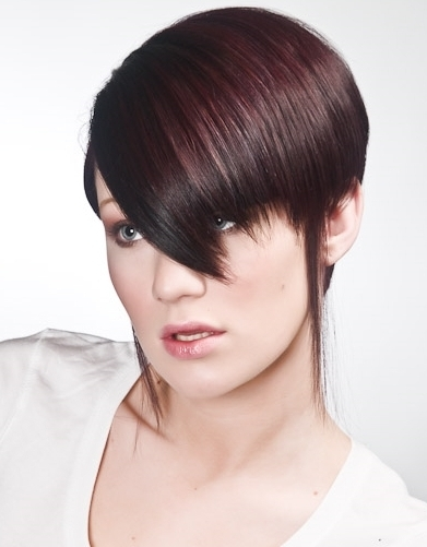 how to make hair style chic looking hair highlights 2012 8749
