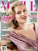 Scarlett Johansson Covers Vogue May 2012