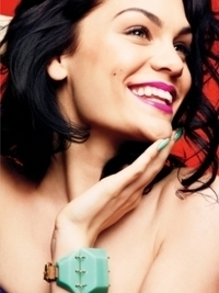 Jessie J Talks Bisexuality with Glamour May 2012