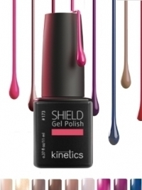 Kinetics Shield Gel Polish Summer 2012 Collection