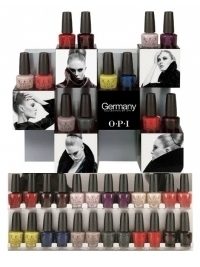 OPI Germany Fall 2012 Nail Polish Collection