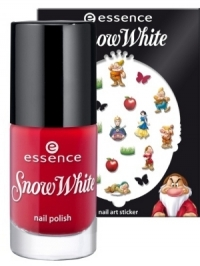 Essence Snow White Summer 2012 Nail Polish Collection