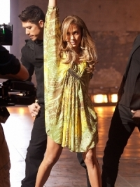 Jennifer Lopez for Kohl's Spring 2012 Fashion Collection