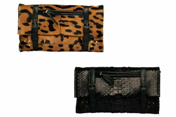 Jerome Dreyfuss Fall 2012 Bags
