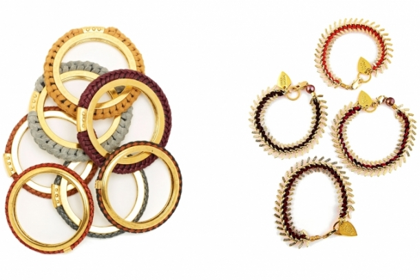 Lizzie Fortunato Jewels Fall 2012 Collection