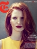 Jessica Chastain Covers T Magazine Summer 2012 Fashion and Beauty Issue